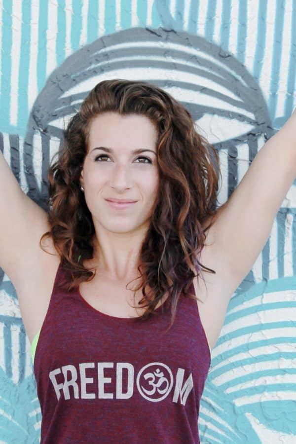 Lauren Rudick on Becoming an International Yoga Teacher