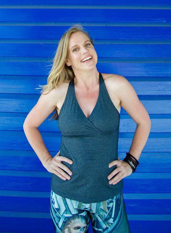 Amy McDonald on Becoming an Abundant Yoga Teacher